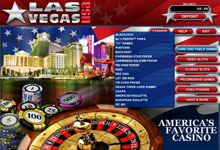 Las Vegas USA Casino Bonus Codes